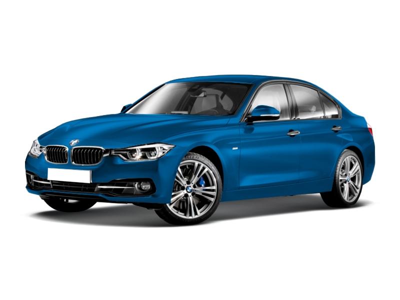 BMW 3-Series, 2017 год, 1 790 000 руб.
