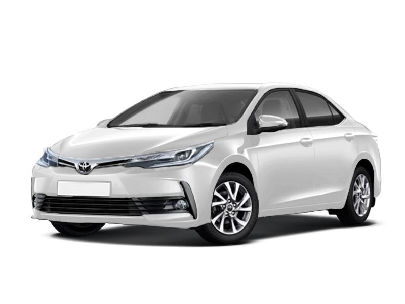 Toyota Corolla, 2016 год, 990 000 руб.