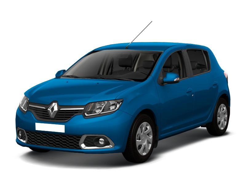 Renault Sandero, 2016 год, 640 000 руб.