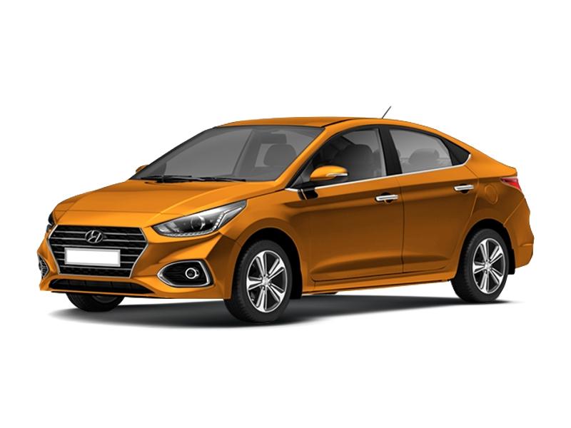 Hyundai Solaris, 2017 год, 810 000 руб.