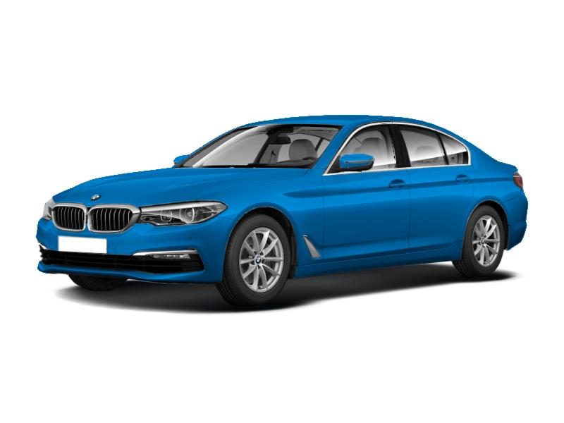 BMW 5-Series, 2018 год, 3 200 000 руб.