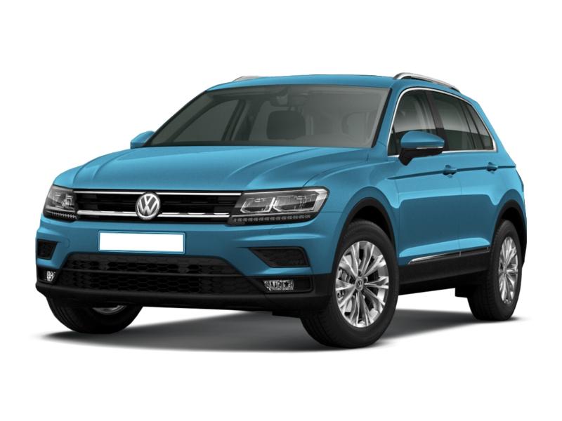 Volkswagen Tiguan, 2020 год, 2 421 200 руб.