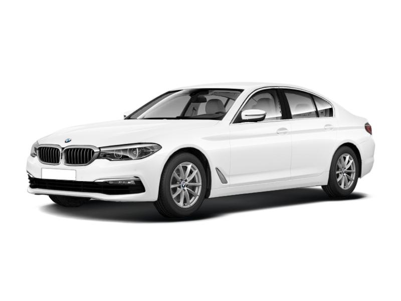 BMW 5-Series, 2019 год, 4 400 000 руб.
