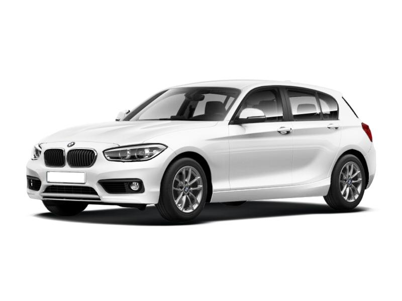 BMW 1-Series, 2015 год, 1 100 000 руб.