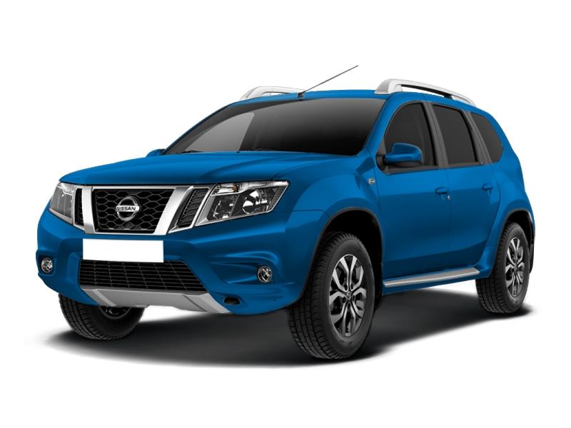 Nissan Terrano, 2017 год, 869 000 руб.