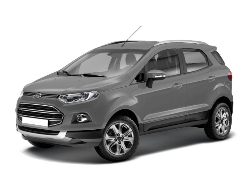 Ford EcoSport, 2017 год, 765 000 руб.