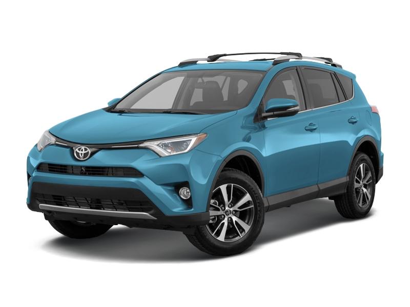Toyota RAV4, 2016 год, 1 450 000 руб.