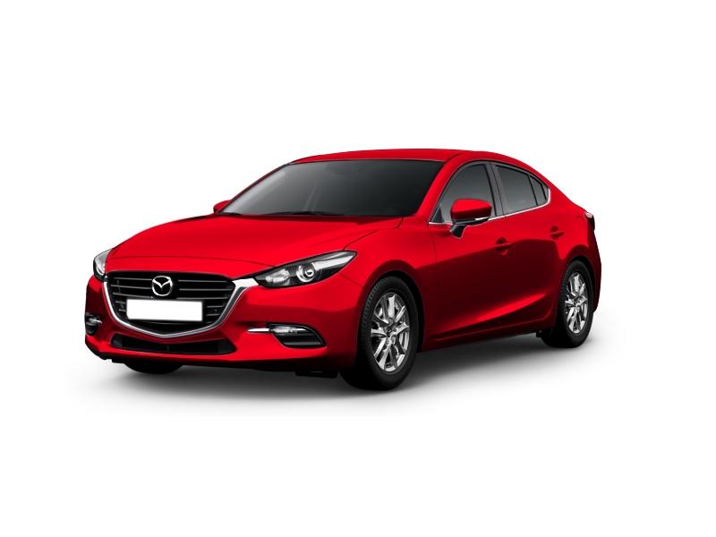 Mazda Mazda3, 2018 год, 1 309 000 руб.