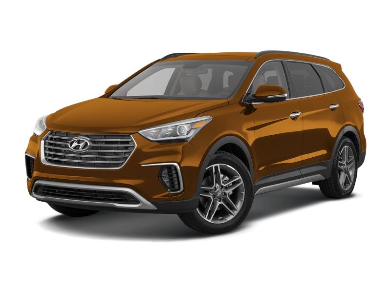 Hyundai Grand Santa Fe, 2016 год, 1 970 000 руб.