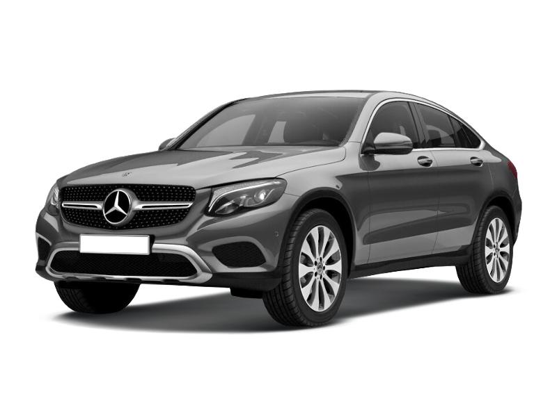 Mercedes-Benz GLC Coupe, 2018 год, 3 730 000 руб.