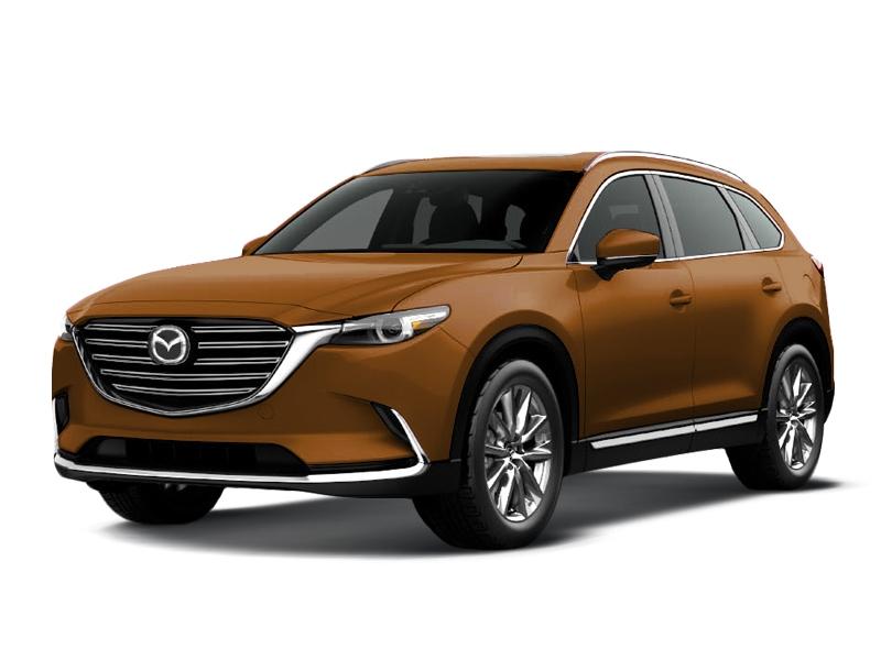 Mazda CX-9, 2018 год, 4 500 000 руб.