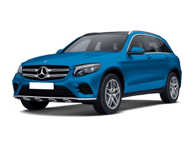 Mercedes-Benz GLC, 2017 год, 3 800 000 руб.