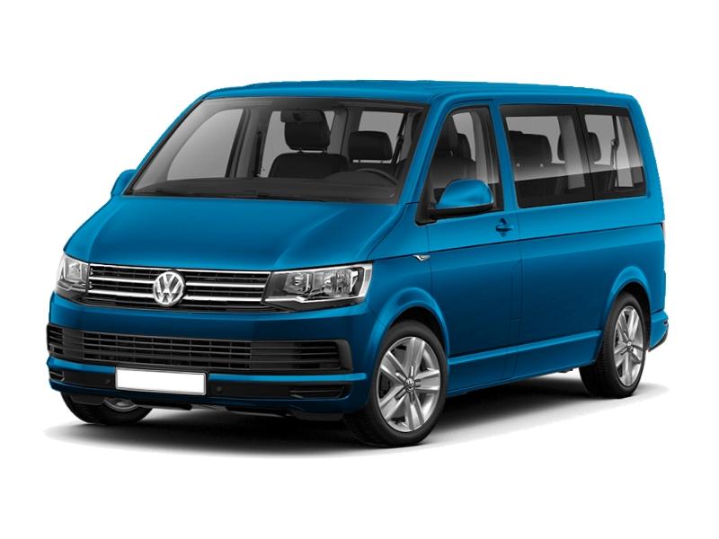 Volkswagen Caravelle, 2016 год, 1 650 000 руб.