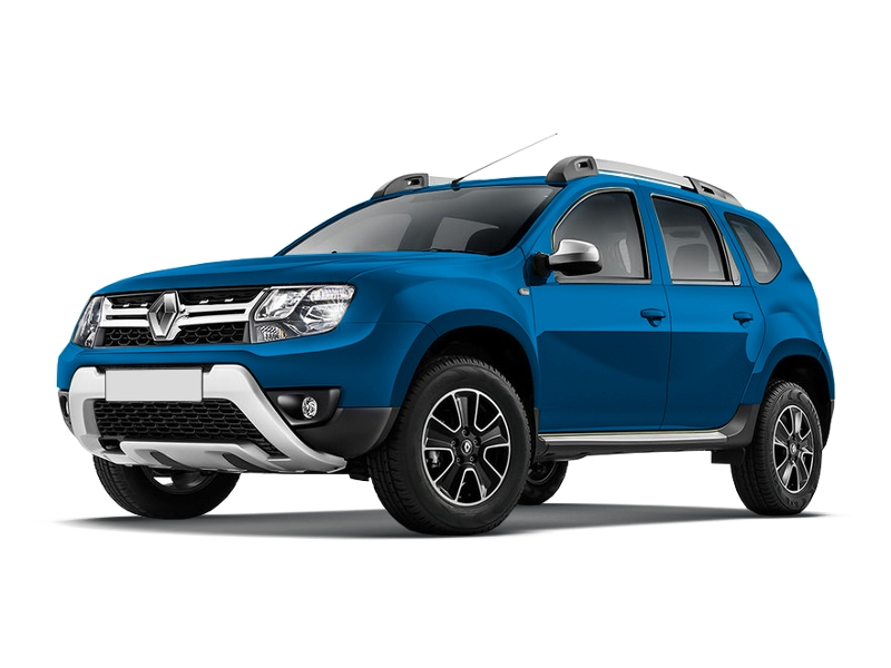 Renault Duster, 2017 год, 70 000 руб.