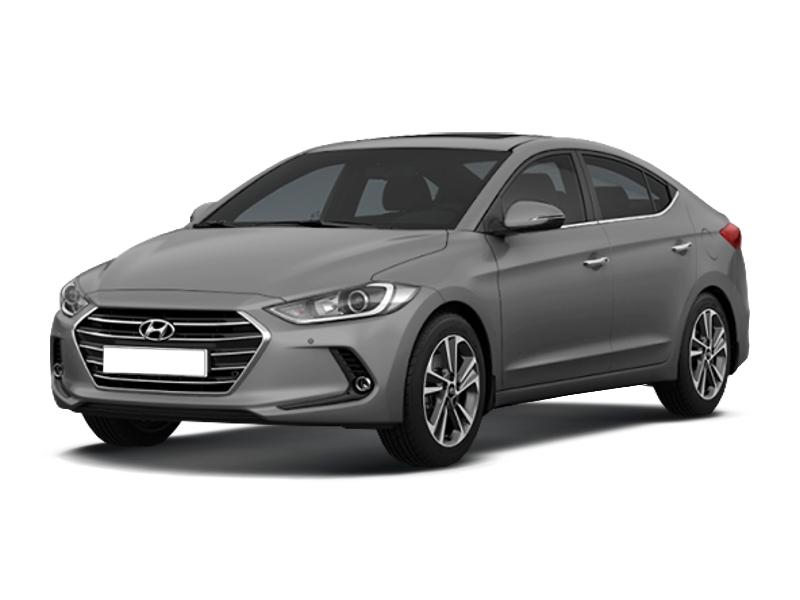 Hyundai Elantra, 2017 год, 1 300 000 руб.