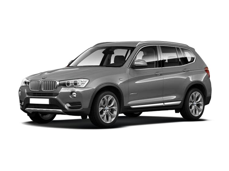 BMW X3, 2014 год, 1 270 000 руб.