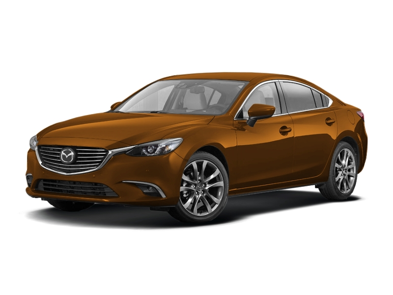 Mazda Mazda6, 2017 год, 1 403 000 руб.