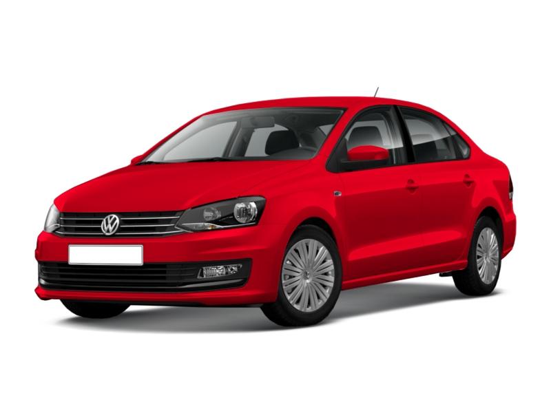 Volkswagen Polo, 2018 год, 725 890 руб.