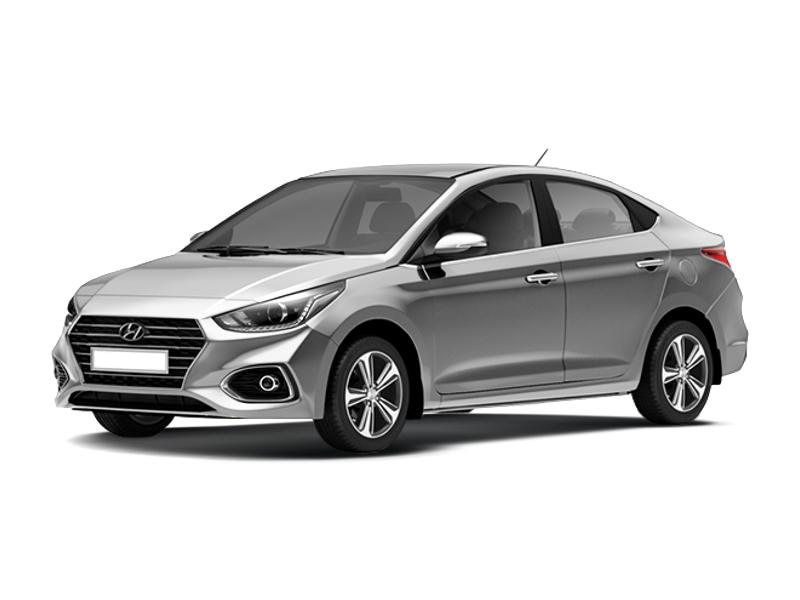 Hyundai Solaris, 2018 год, 875 000 руб.