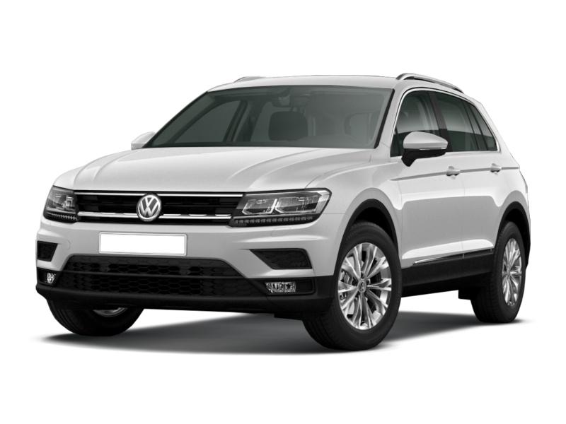 Volkswagen Tiguan, 2018 год, 2 030 000 руб.