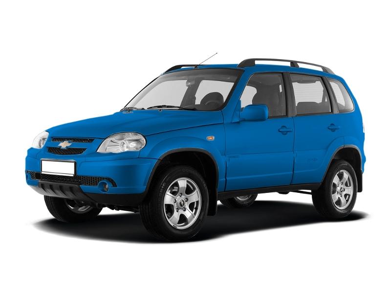 Chevrolet Niva, 2010 год, 325 000 руб.