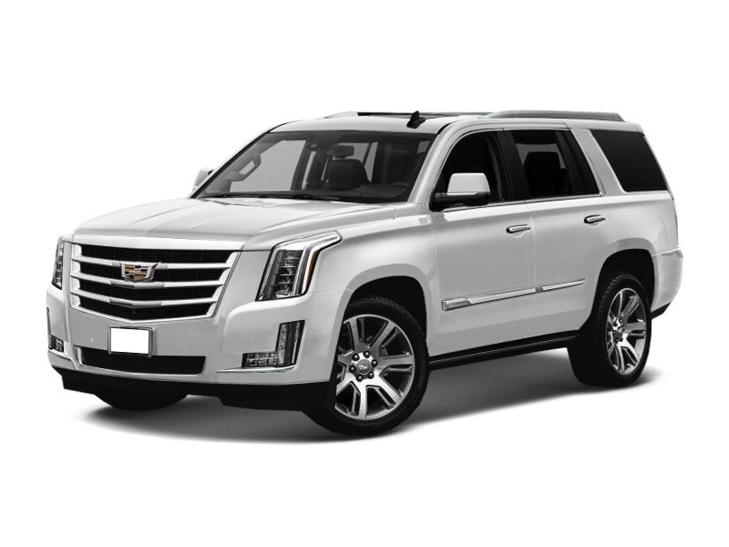 Cadillac Escalade, 2018 год, 6 340 000 руб.