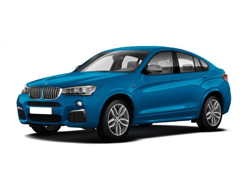 BMW X4, 2016 год, 2 500 000 руб.