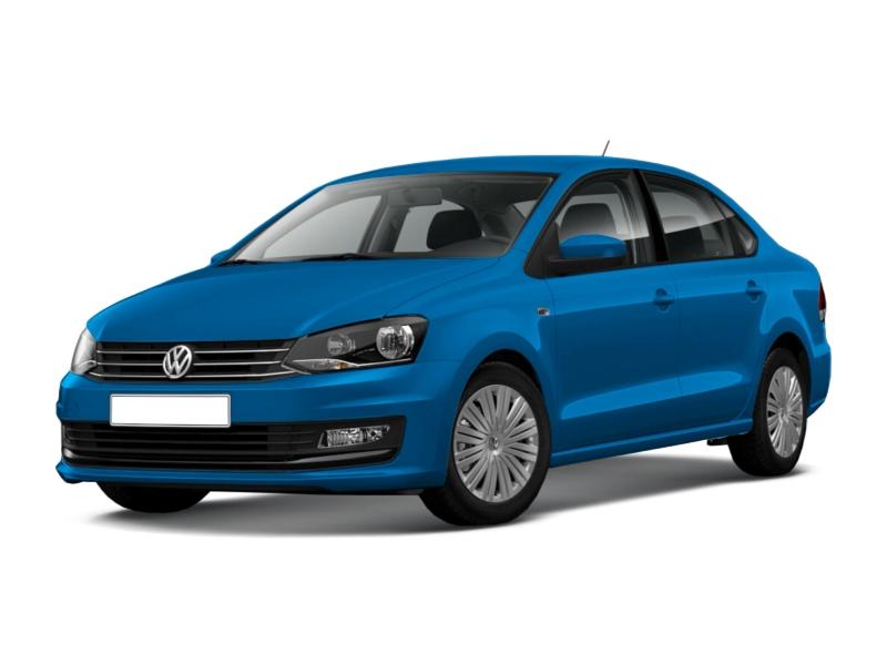 Volkswagen Polo, 2017 год, 540 000 руб.