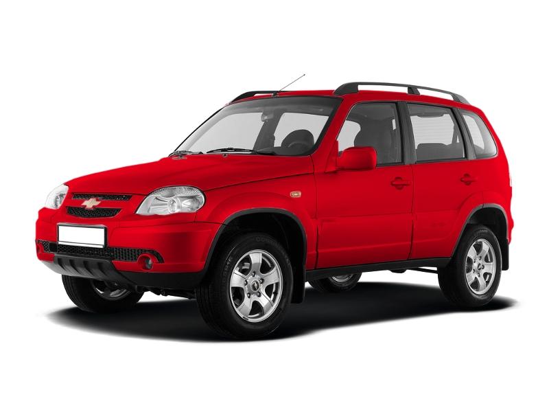 Chevrolet Niva, 2012 год, 387 000 руб.