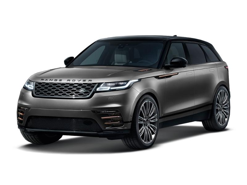 Екатеринбург Range Rover Velar