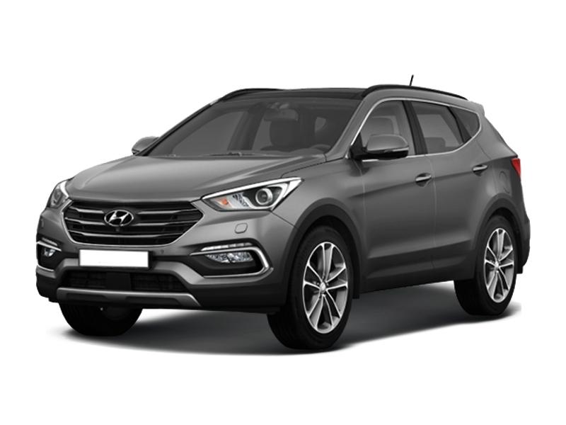 Hyundai Santa Fe, 2016 год, 1 550 000 руб.