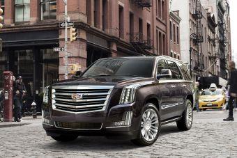 Цены на новый Cadillac Escalade в России начнутся с 3,5 млн рублей 58