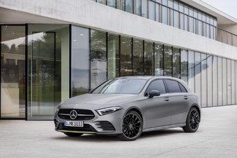 Продажи нового Mercedes-Benz A-Class в Европе начнутся в марте.