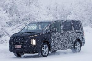 У новой Mitsubishi Delica будет модернизированный кузов от старой?