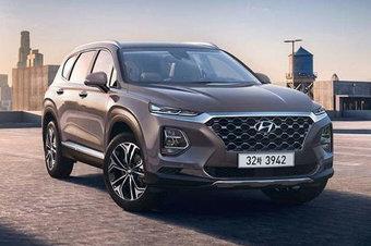 В Южной Корее новый Hyundai Santa Fe будет предлагаться с тремя разными двигателями.