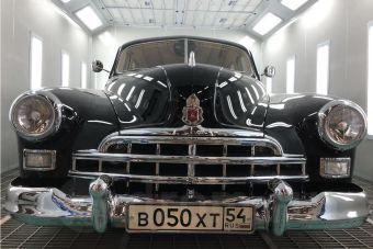 Минобороны РФ будет продавать на аукционе запчасти для советских автомобилей