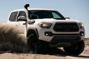 Toyota обновила линейку пикапов и внедорожников TRD Pro