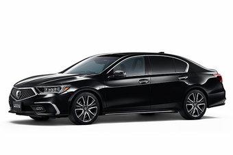 Новая Honda Legend продается от 7 074 000 иен (3,7 млн рублей).