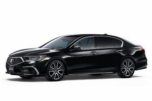 В Японии начались продажи обновленной Honda Legend