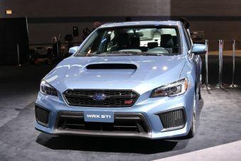 Юбилейной версией обзавелись все предлагаемые в США модели Subaru.