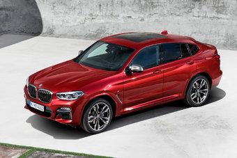 Продажи нового BMW X4 стартуют вскоре после премьеры на Женевском автосалоне.