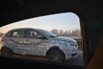 Серийное производство Lada XRAY Cross стартует в июне нынешнего года.