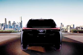 Ожидается, что Lexus UX вытеснит из производственной линейки компании модель CT 200h.