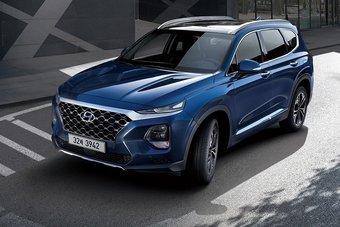 Продажи нового Hyundai Santa Fe в Южной Корее уже стартовали. Европейская версия модели дебютирует в марте.
