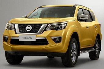 Nissan Terra представят в апреле на международном автосалоне в Пекине.