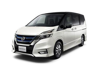Nissan Serena e-POWER: минивэн сдвигателем отNote