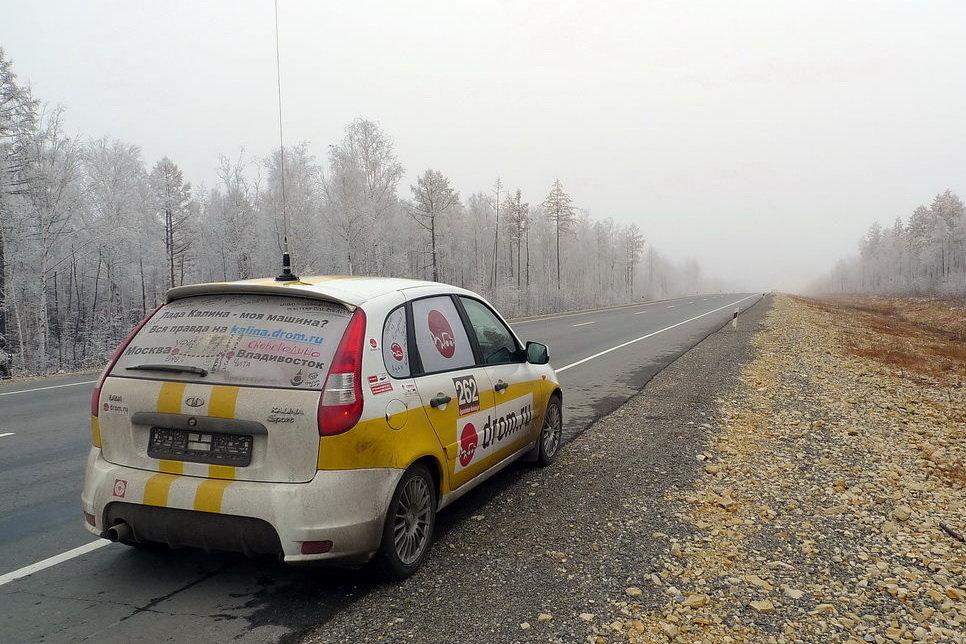 В Приморье можно без проблем добраться на личном транспорте даже из Москвы. Дорога в основном хорошая, проедет даже спортивный автомобиль