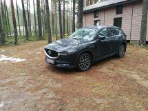 Отзыв о Mazda CX-5, 2017 отзыв владельца