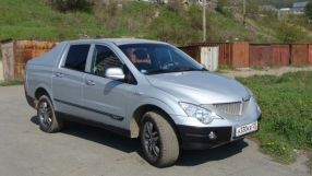 SsangYong Actyon Sports, 2010