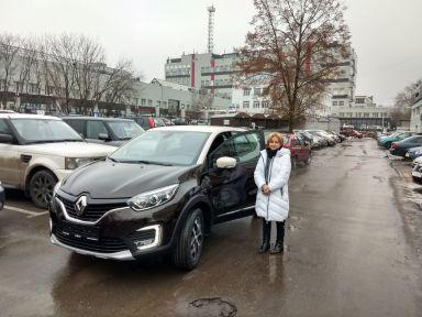 Renault Kaptur 2017 отзыв автора | Дата публикации 10.01.2018.